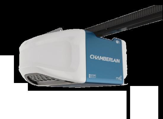 Motor de Cadena Chamberlain para Automatización de Portón en Guadalajara y Jalisco